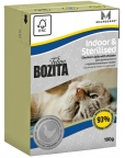 Bozita Funktion 0.190 Indoor&Sterilised кус. в желе с курицей