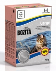 Bozita Funktion 0.190 Large кус.в желе д/крупных кошек